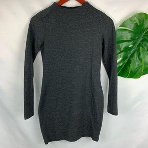 Zara Long Sleeve Sweater Dress Size Womens Size 5